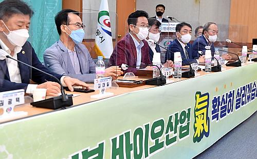 [경북소식] '새바람 행복버스 안동시 현장 간담회' 외
